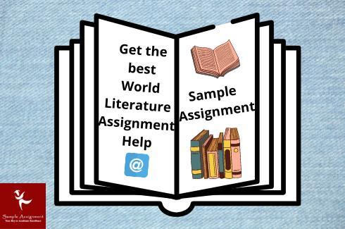 world literature assignment solution