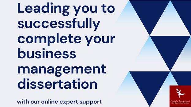 Business Management Dissertation Help uk