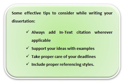 Help in Business Management Dissertation Writing