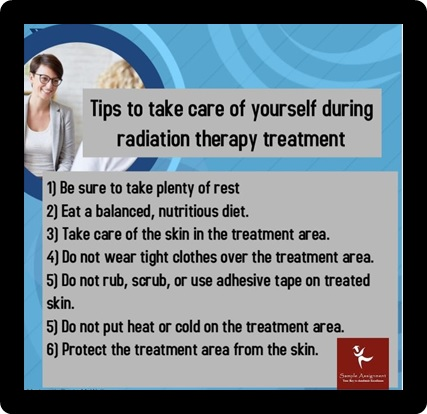 Radiotherapist assignment help canada