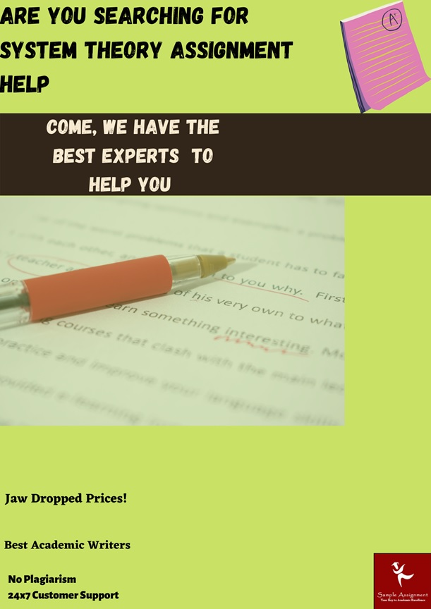 are you searching for system theory assignment help