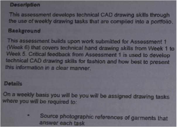 autocad homework help sample