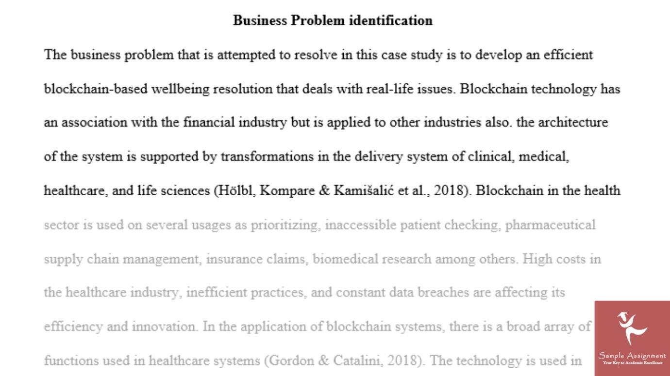 blockchain technology assignment helper uk