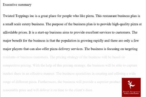 business and management studies assignment solution uk