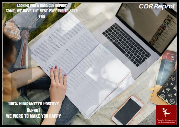 cdr report for chartered engineering associate