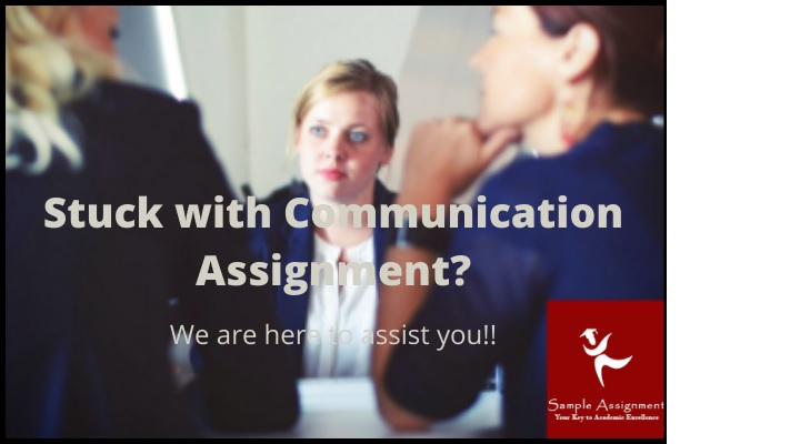 communication assignment help uk