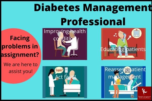 diabetes management professional