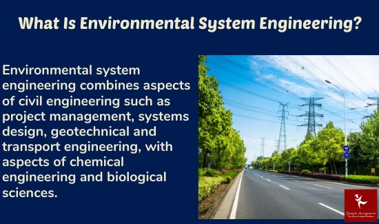 environmental system engineering academic assistance through online tutoring Canada