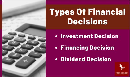 it for financial decisions report writing help