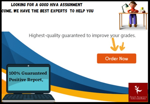 looking for a good hiva assignment come we have the best experts to help you