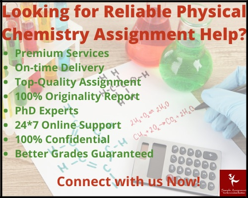 looking for reliable physical chemistry academic assistance through online tutoring