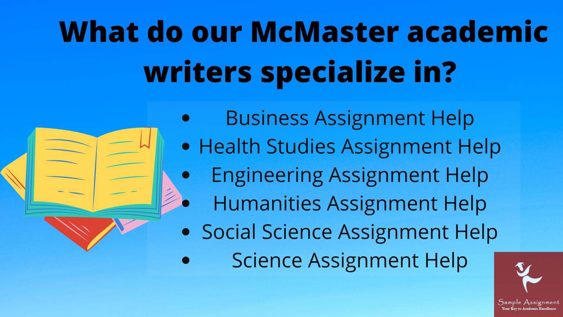 mcmaster university academic assistance through online tutoring canada