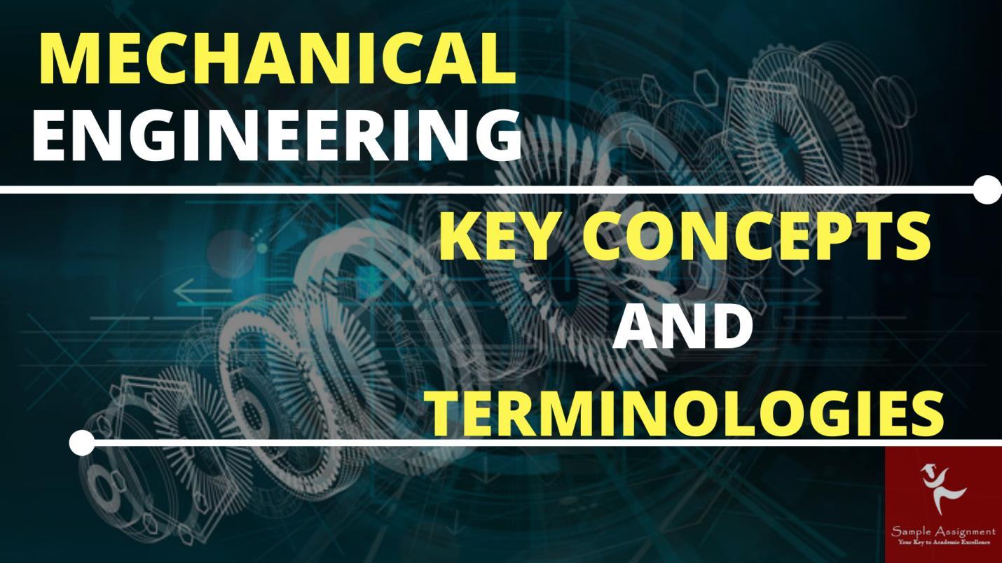 mechanical engineering assignment help uk