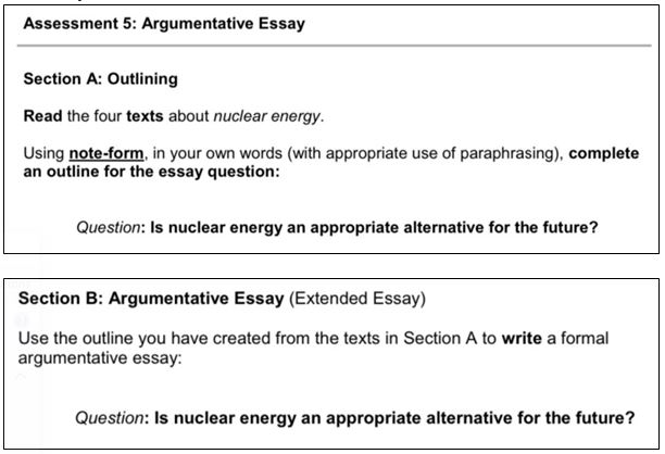 nuclear power production assignment sample