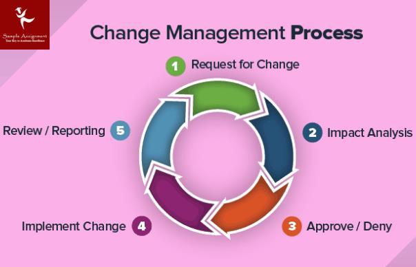 organisational transformation report writing help