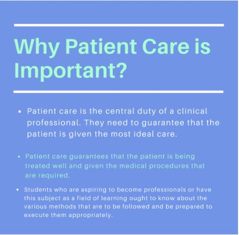 patient care assignment help