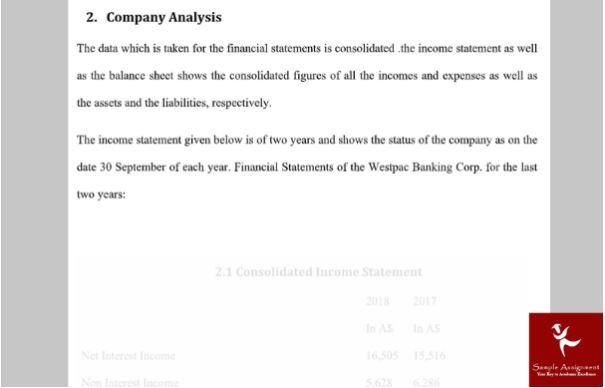 strategic financial management assignment help sample online