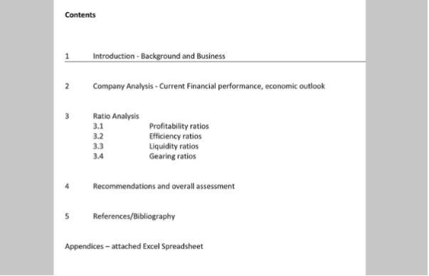 strategic financial management assignment help sample
