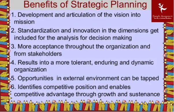 strategic financial management assignment help