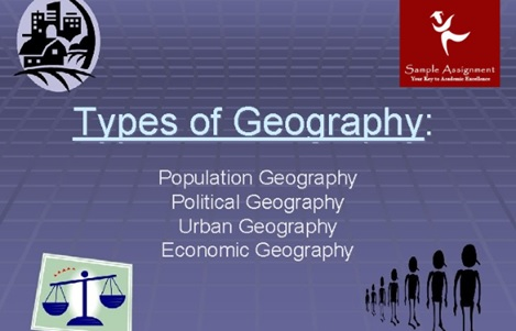 types of geography