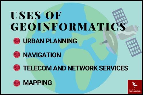 uses of geo informatics