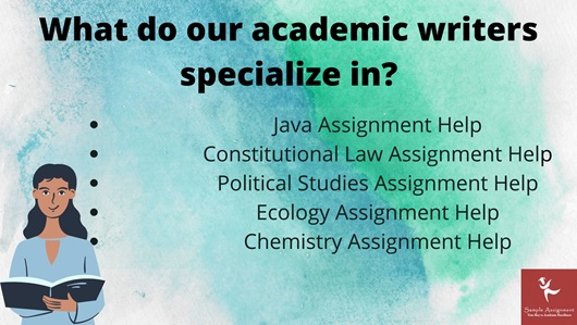 what do our academic writers specialize in