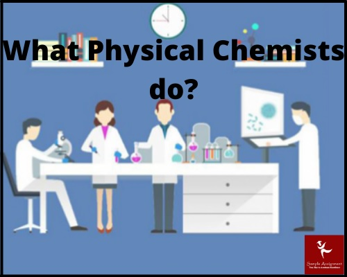 what physical chemists do