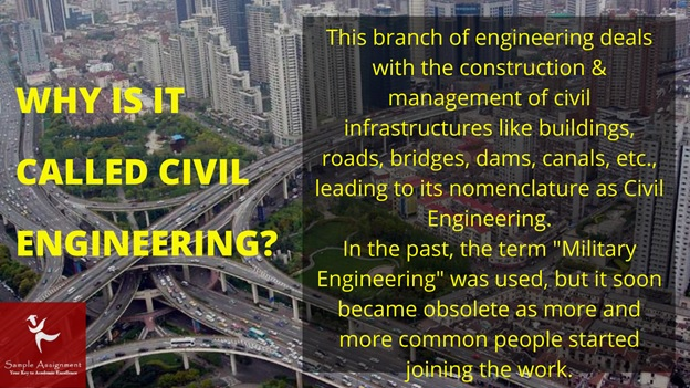 why is it called civil engineering