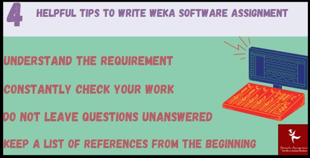 4 helpful tips to write weka software assignment