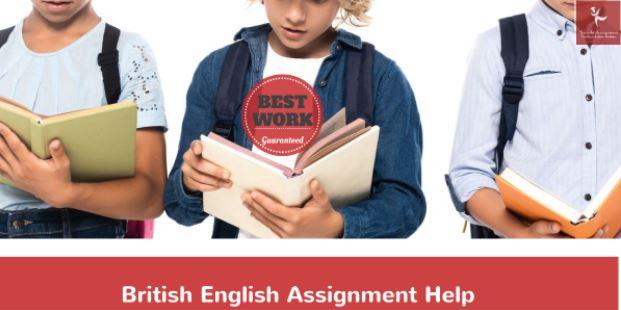 british english assignment help