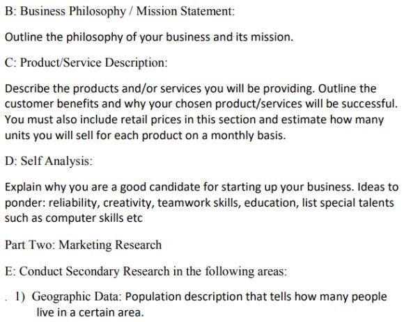 business administration entrepreneurship and small business homework sample online
