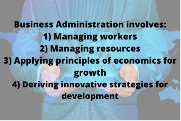 business administration management homework