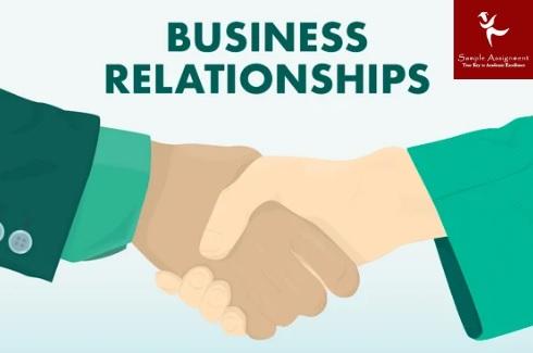 business relationships online