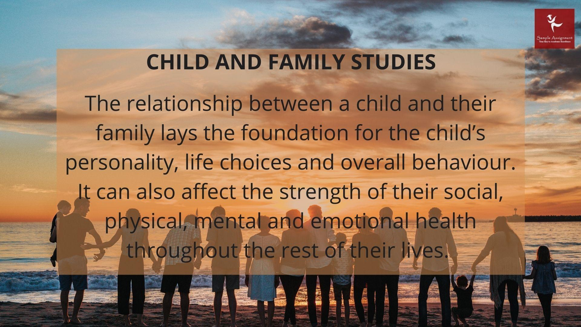 child and family studies academic assistance through online tutoring canada