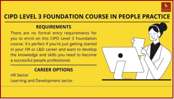 cipd level 3 foundation certificate in people practice