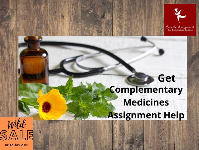complementary medicine assignment help uk