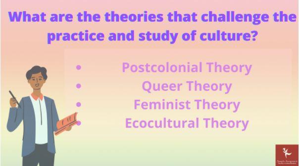 cultural studies homework help