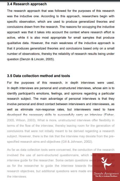 dissertation methodology writing help service