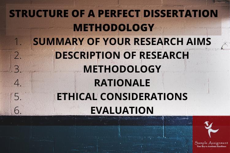 dissertation methodology writing service