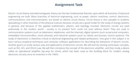 electromagnetic fields and propogating systems homework sample online