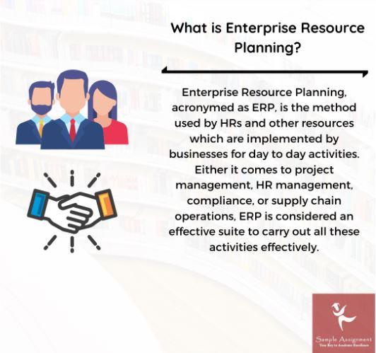 enterprise resource planning assignment help