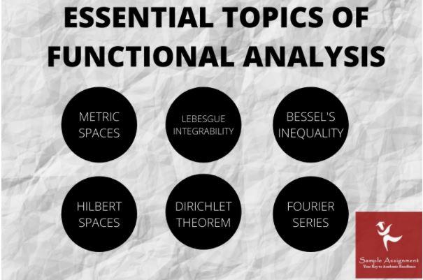 functional analysis homework help online