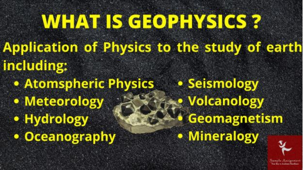 geophysics Assignment Help