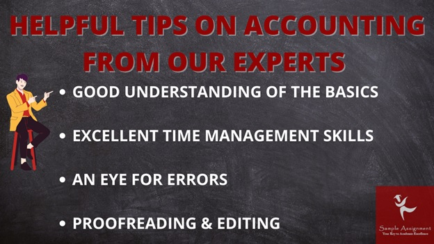 helpful tips on accounting from our experts
