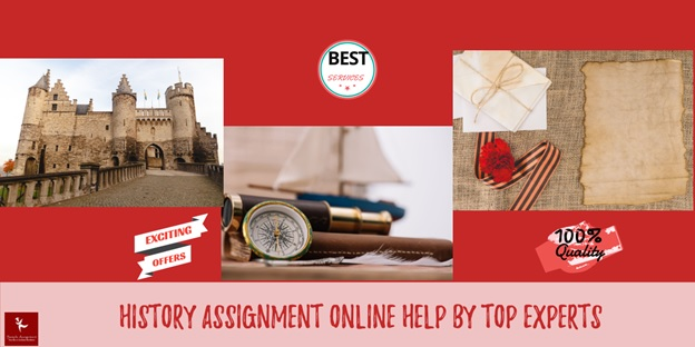history assignment online help by top experts