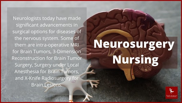 neurosurgery nursing homework