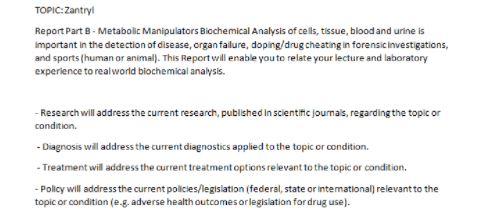 pathophysiology homework help sample