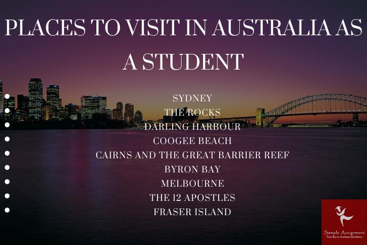 places to visit in australia