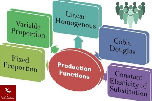 production functions online