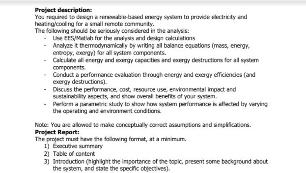 renewable energy assignment help sample
